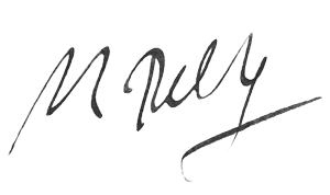 Dr. Matthias Rudlof - Unterschrift